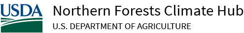 USDA Northern Forests Climate Hub logo
