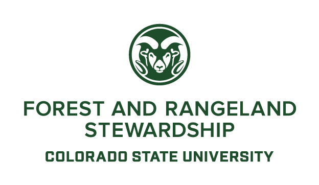 Forest and Rangeland Stewardship Department, CSU Logo