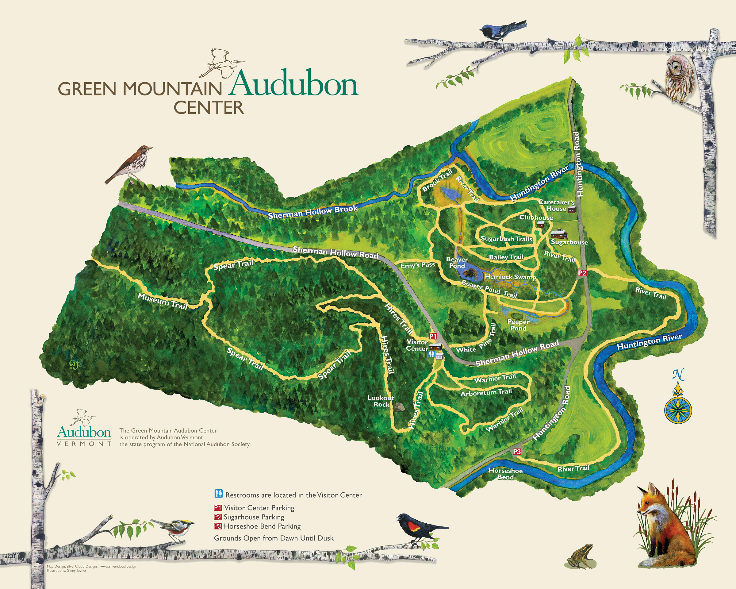 Audubon Vermont: Green Mountain Audubon Center | Climate Change ...